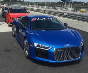 A Day at the Track with Audi Sport
