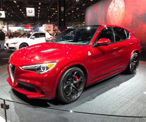 2018 Alfa Romeo Stelvio Quadrifoglio Price Announced