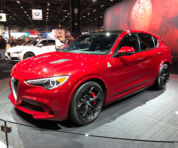 2018 Alfa Romeo Stelvio Quadrifoglio Price Announced