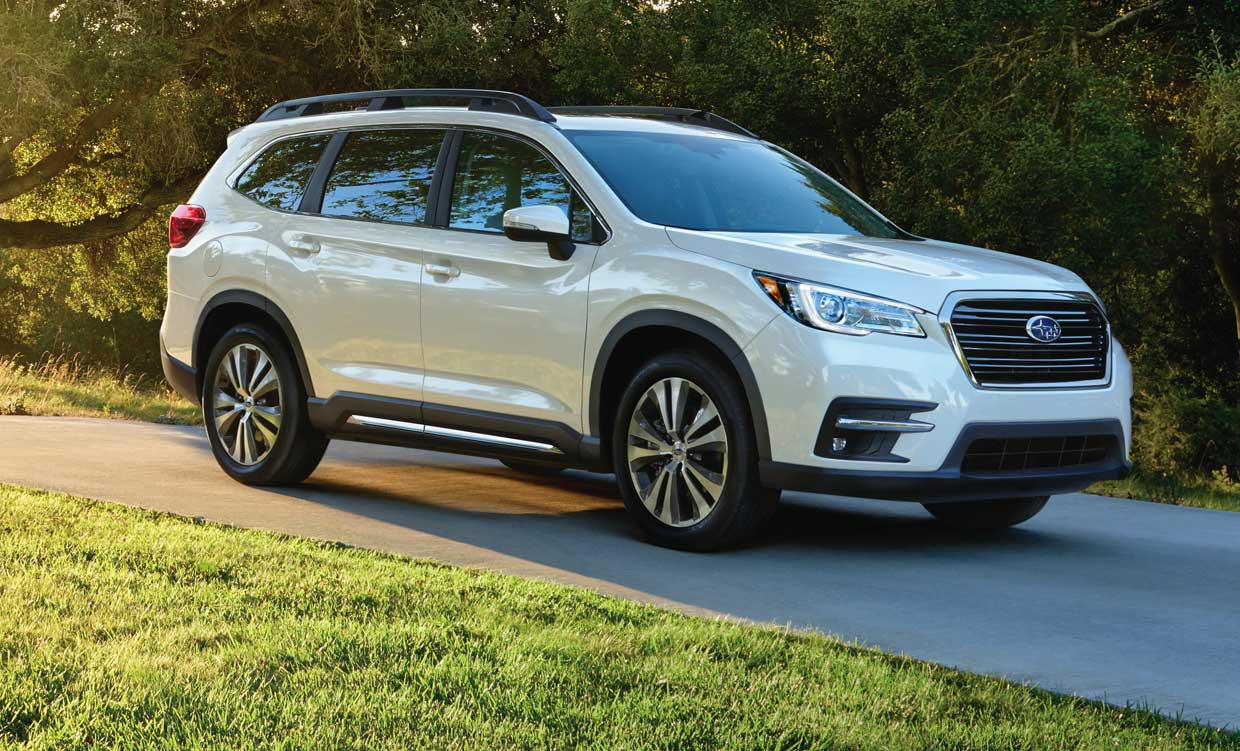 2019 Subaru Ascent SUV Price Revealed