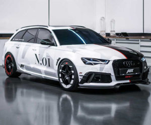 Project Phoenix is an Insane Custom Audi RS 6 Wagon