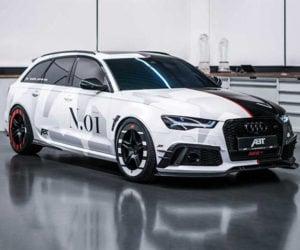 Project Phoenix is an Insane Custom Audi RS 6 Wagon