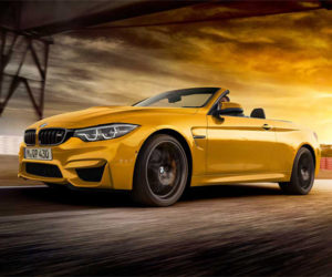 BMW Special Edition M4 Convertible Edition 30 Jahre Heading to US