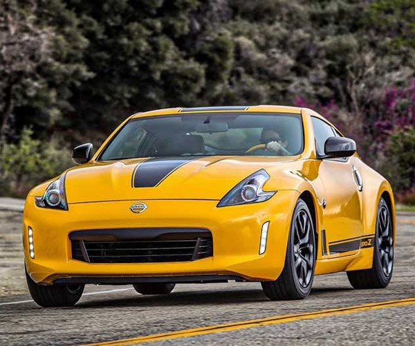 Looks Like the Nissan 370Z Ain't Going Anywhere Soon
