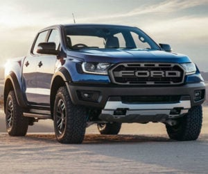Ford Ranger Raptor Would Likely Use a Gas Engine in US