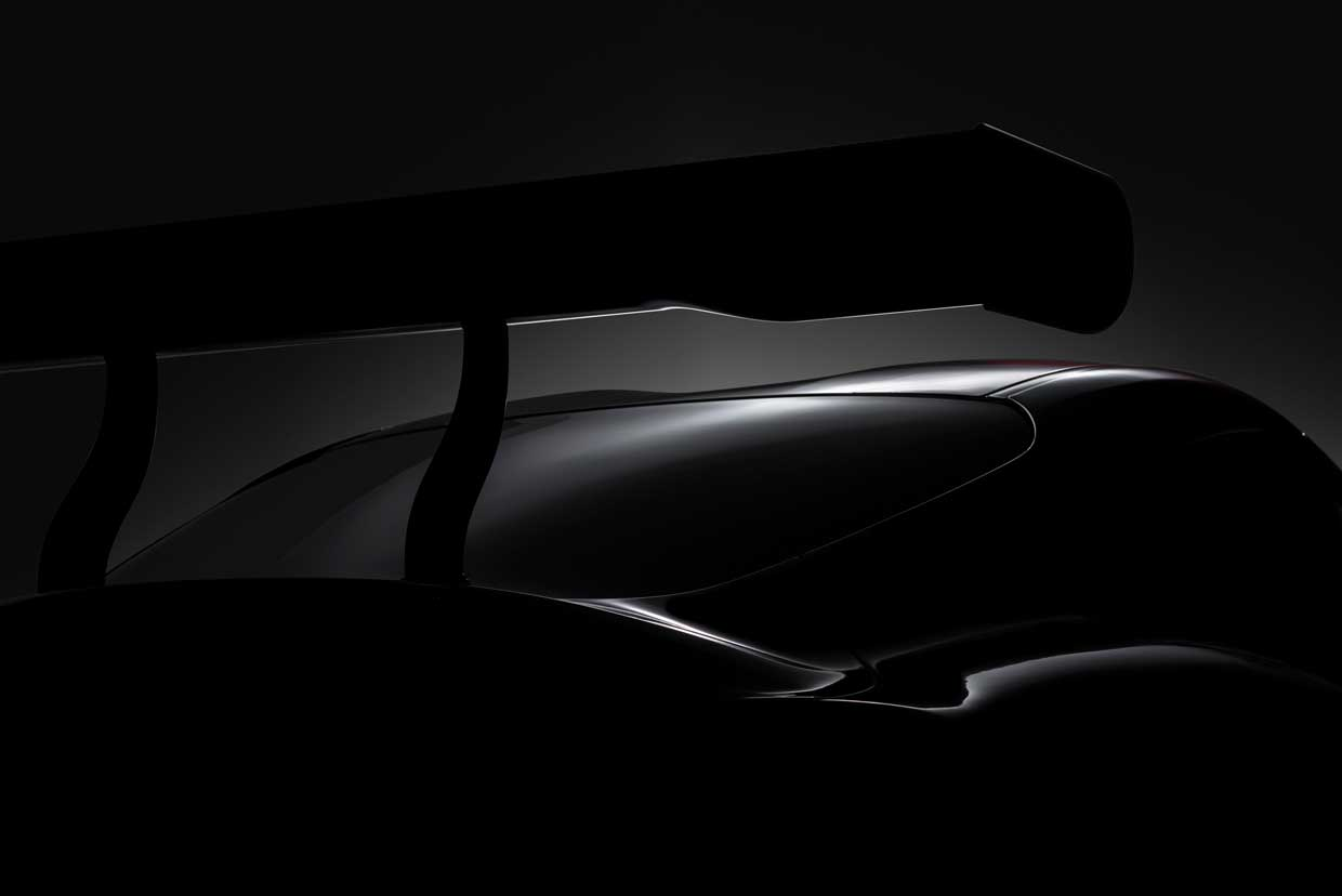 Toyota Teases the Return of a Legend