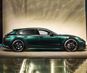 Techart Panamera Sport Turismo is the Wagon of Your Dreams