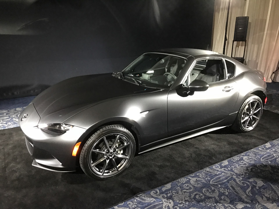 will the 2019 mazda mx 5 see a 17 horsepower bump 95 octane. Black Bedroom Furniture Sets. Home Design Ideas