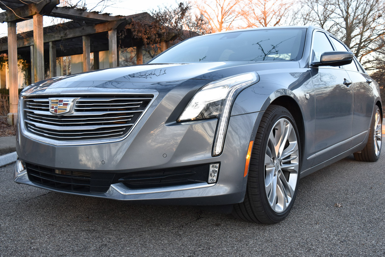 2018 Cadillac CT6 Review: Super Cruisin' in the Lap of Luxury