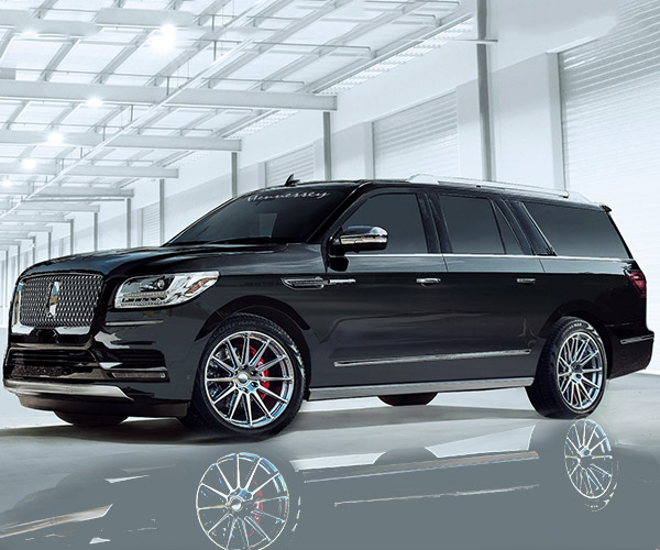 Hennessey Performance Outs Its 600hp Lincoln Navigator