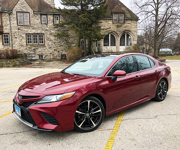2018 Toyota Camry XSE V6 Review: Harder, Better, Faster, Stronger