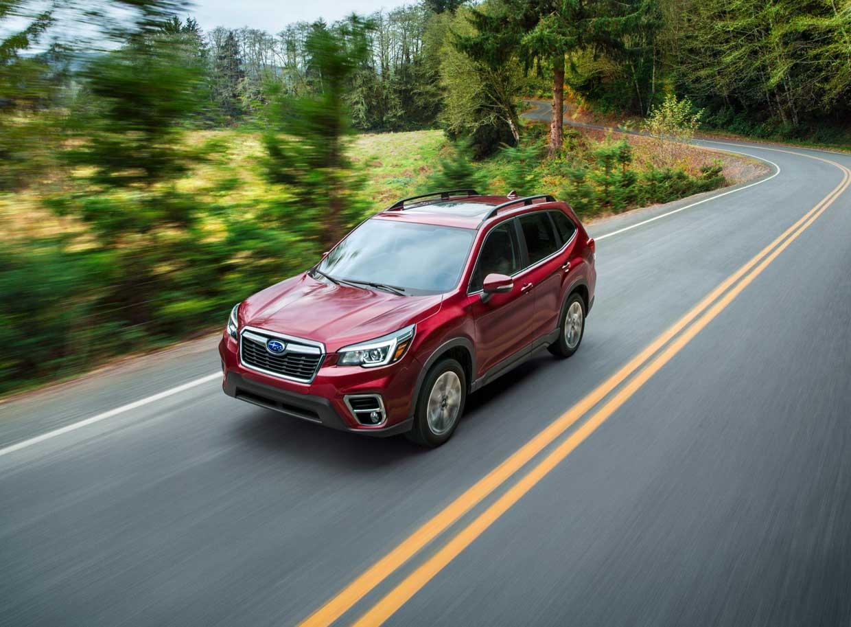 All New 2019 Subaru Forester Adds Sport Trim 95 Octane