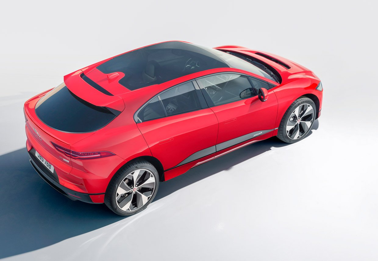2019 Jaguar I-PACE EV Specs and Details Revealed