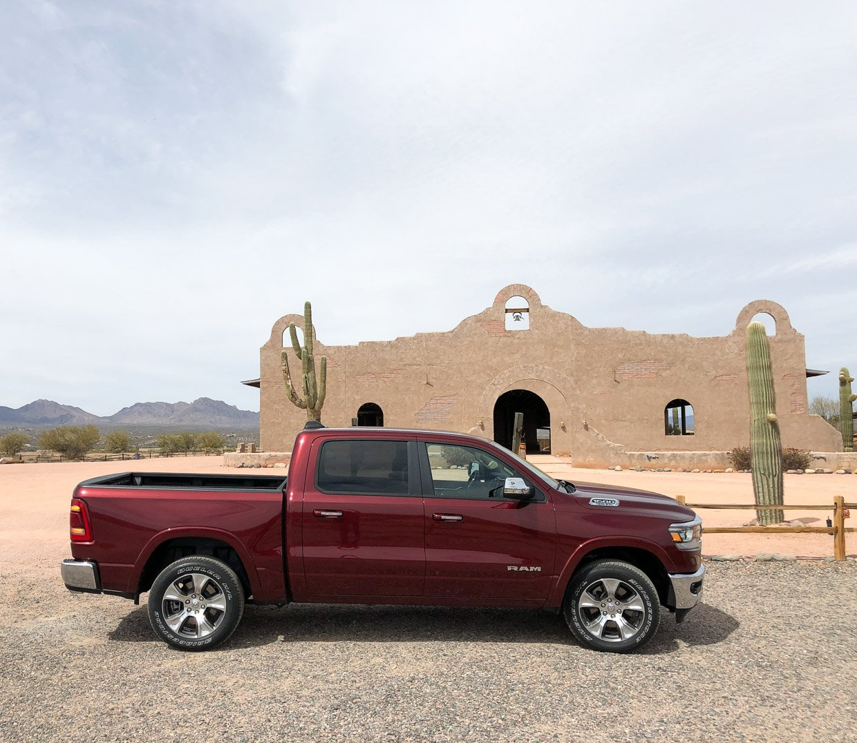 2019 Gmc Canyon Towing Capacity First Drive: 2019 RAM 1500 Pickup First Drive Review: The Strong