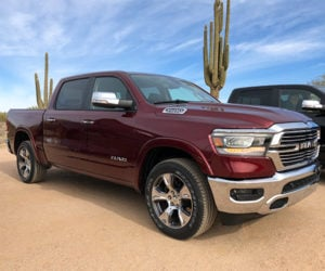 2019 RAM 1500 Pickup First Drive Review: The Strong, Silent Type