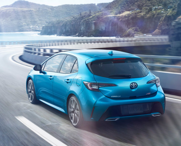 Cars That Start With J >> 2019 Toyota Corolla Hatchback: iM No More - 95 Octane