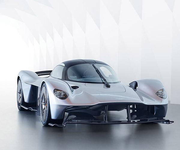 Aston Martin CEO Teases Mid-Engine Ferrari 488 Competitor