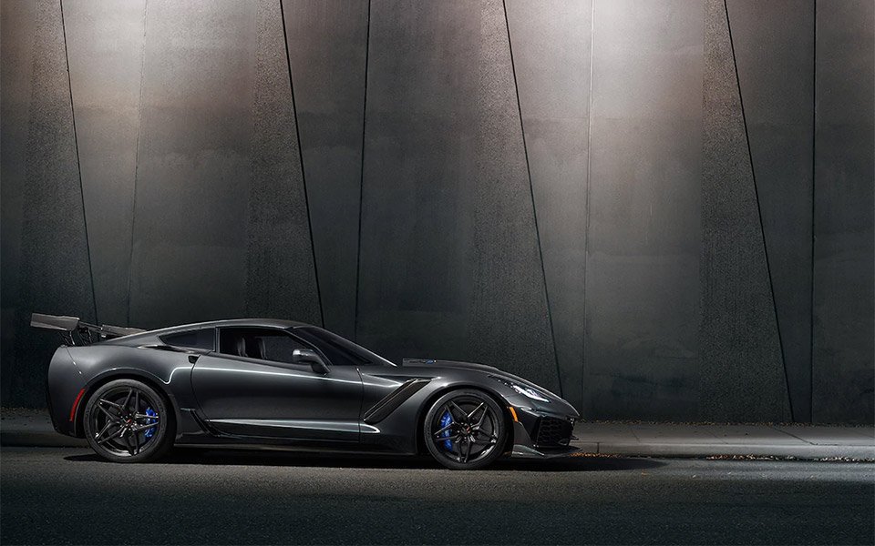 2019 Corvette ZR1 Exhaust Note Sounds Amazing