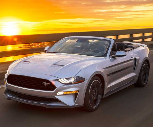 Ford Mustang California Special Returns for 2019