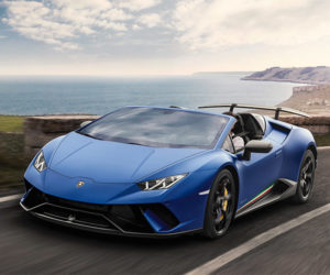 Lamborghini Huracán Performante Spyder: 640hp of Open Air Fun