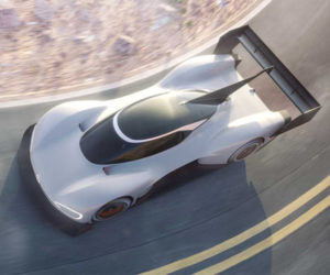 VW I.D. R Electric Pikes Peak Racer to Take on America's Mountain
