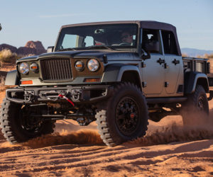 Wrangler-based Jeep Truck Release Date Comes into View
