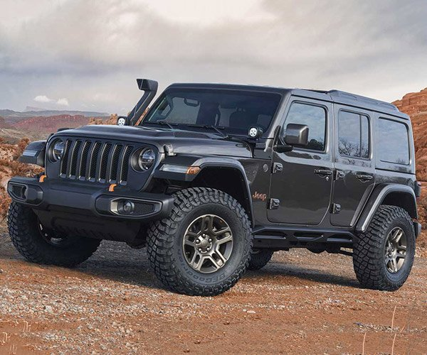 Jeep Easter Safari 2018 Means Epic Concepts