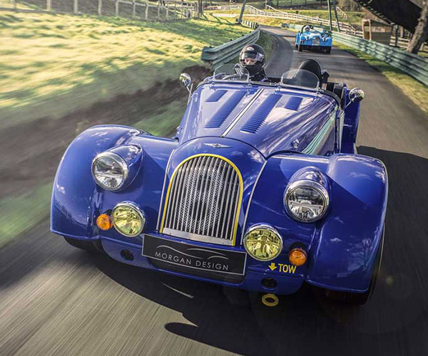 Morgan Plus 8 50th Anniversary Edition Celebrates Half a Century