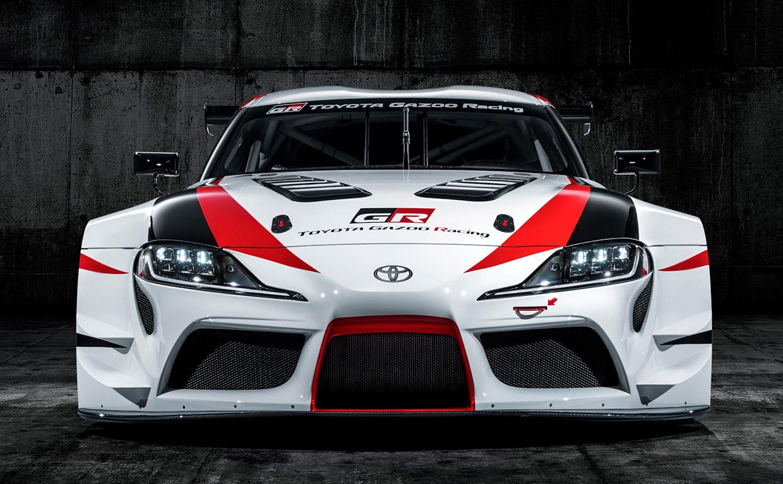 Toyota Gr Supra Racing Concept Previews New Supra 95 Octane