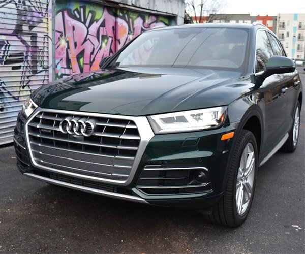 2018 Audi Q5 Review: Crossoverhaul