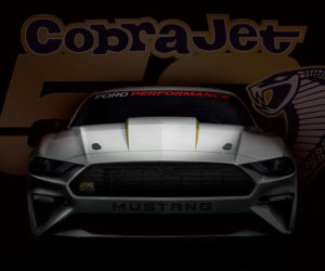 2018 Cobra Jet Mustang Celebrates 50 Years on the Drag Strip