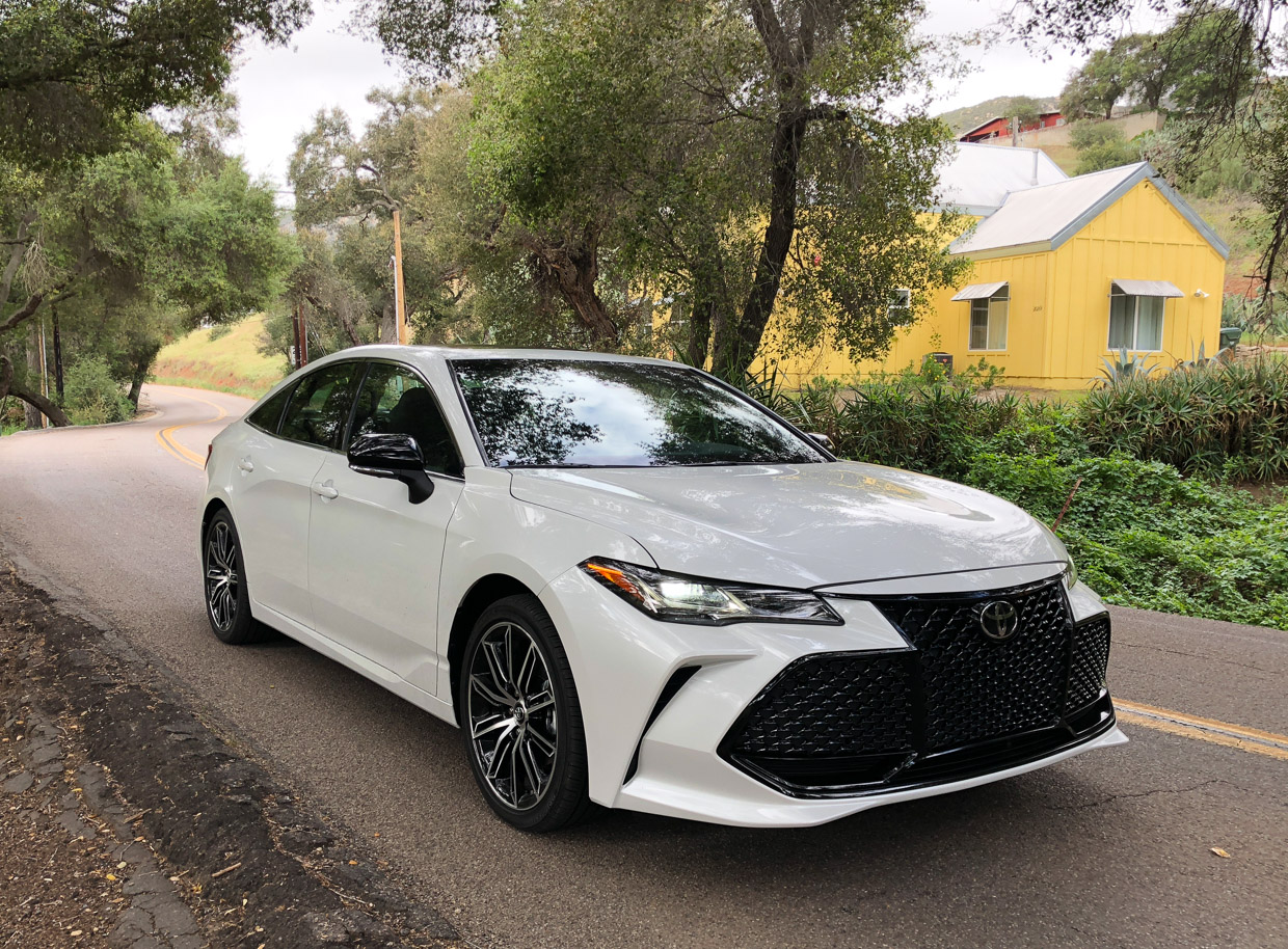 2019 Toyota Avalon First Drive Review: No More Boring Flagships