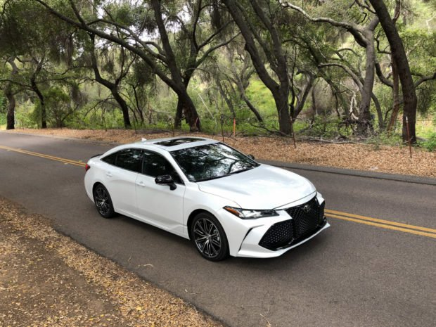 2019 Toyota Avalon First Drive Review: No More Boring ...