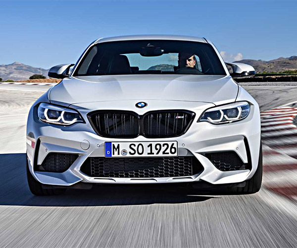 2019 BMW M2 Competition Specs Revealed