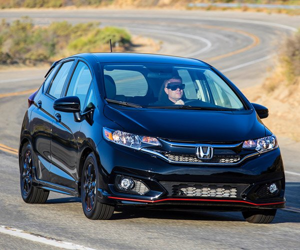 2019 Honda Fit Proves Cars are Here to Stay