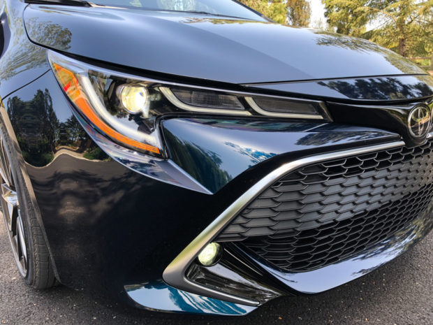 2019 Toyota Corolla Hatchback First Drive Review Hot Or