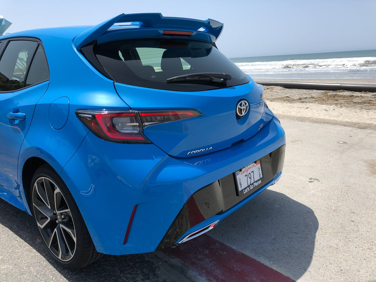 2019 Toyota Corolla Hatchback First Drive Review Hot Or Not Hatch