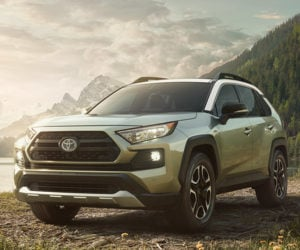 2019 Toyota RAV4 Gets a Major Redesign Outside and In