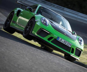 2019 Porsche 911 GT3 RS Breaks 7 Minutes 'round the Ring