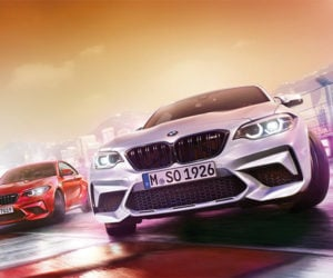2019 BMW M2 Competition Details Surface