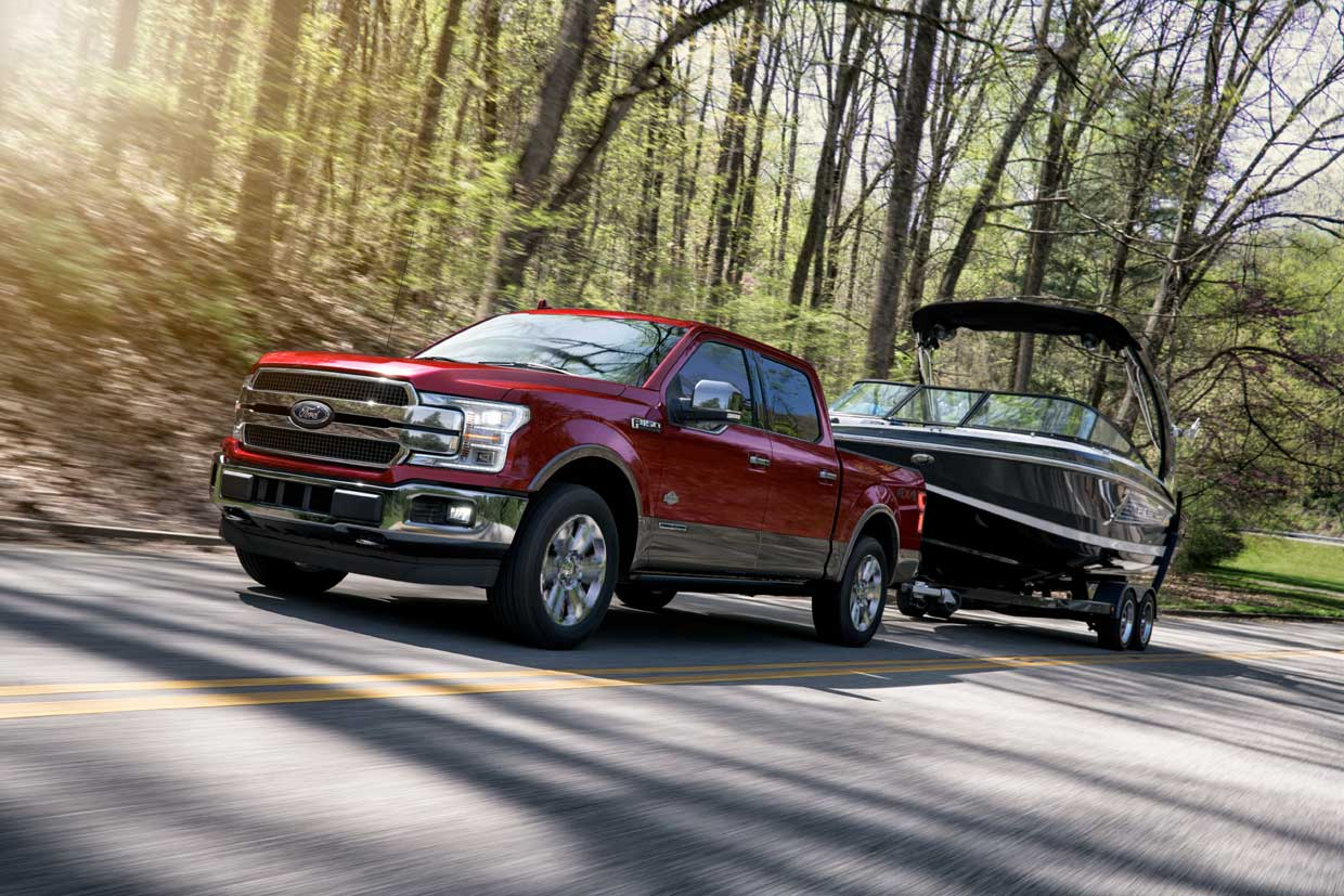 2018 ford f 150 3 0l power stroke diesel mpg ratings impress