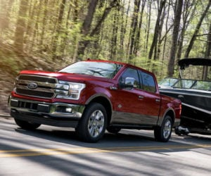 2018 Ford F-150 3.0L Power Stroke Diesel MPG Ratings Impress