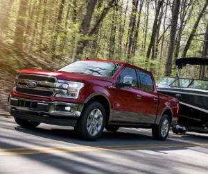 2018 Ford F-150 3.0L Power Stroke Diesel MPG Ratings Impress
