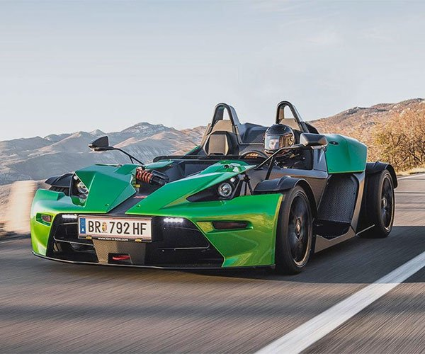 KTM X-Bow Coming Stateside in Two Models