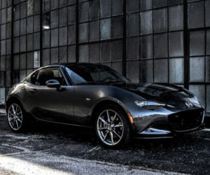 2019 Mazda MX-5 Power Bump Details Come into Focus