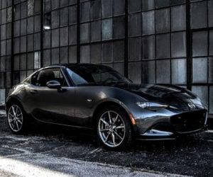 2019 Mazda MX-5 Power Bump Details Come into Focus