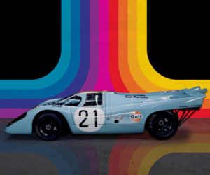 A Wonderful Retrospective of Classic Porsche Cars