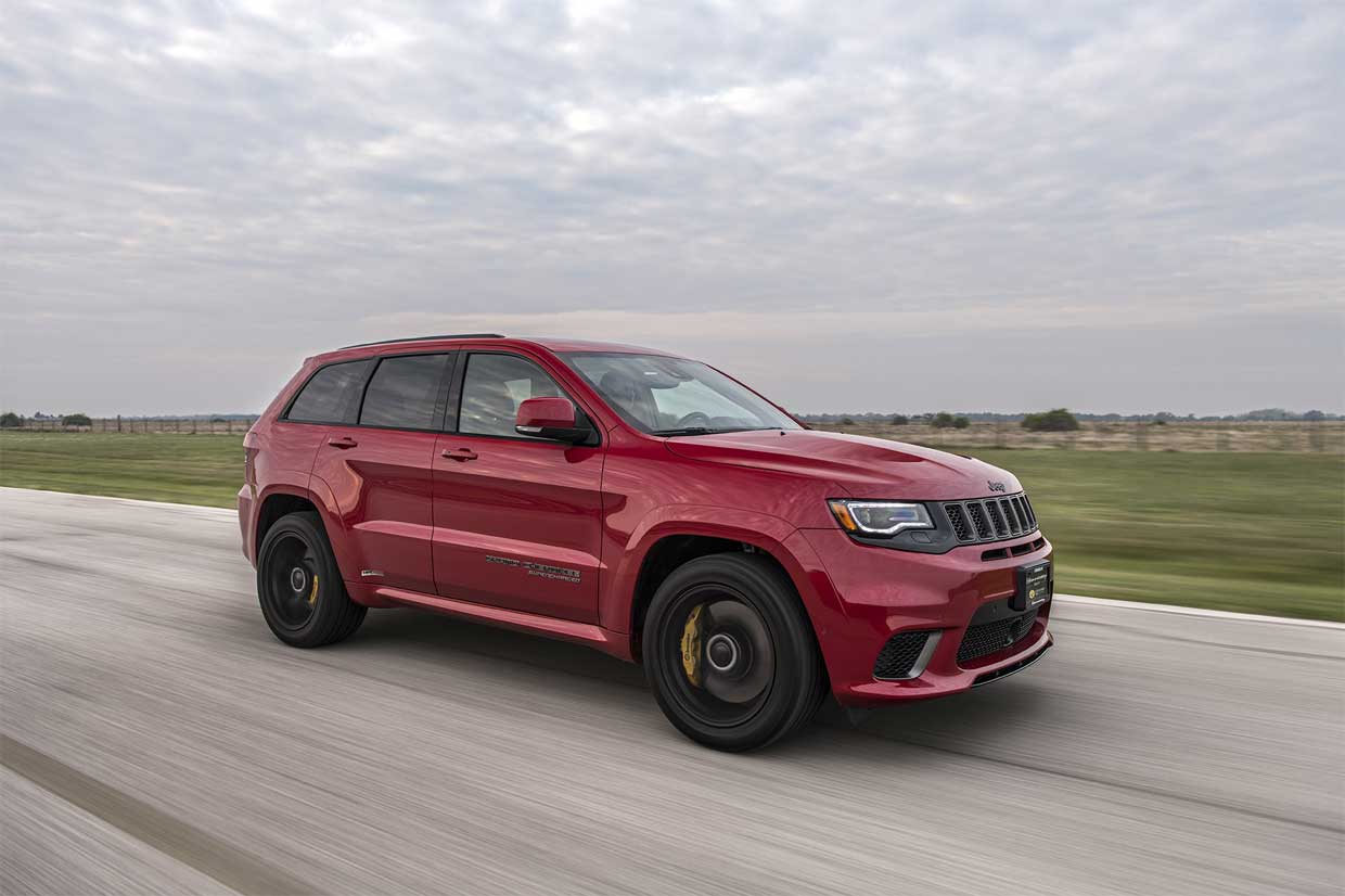 Jeep Trackhawk HPE1000 Would Make Dom Happy