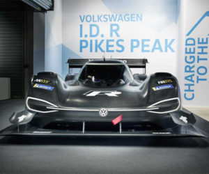 More Facts About VW's I.D. R Pikes Peak Racer