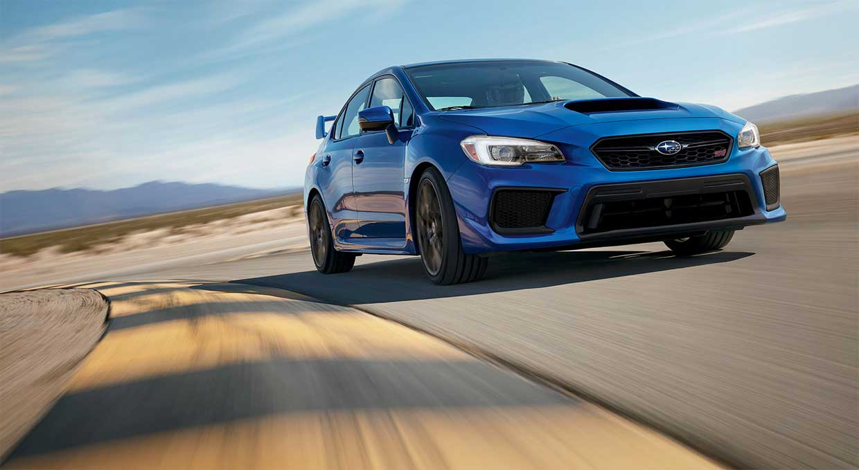 2019 Subaru WRX STI Gets Modest Power Increase